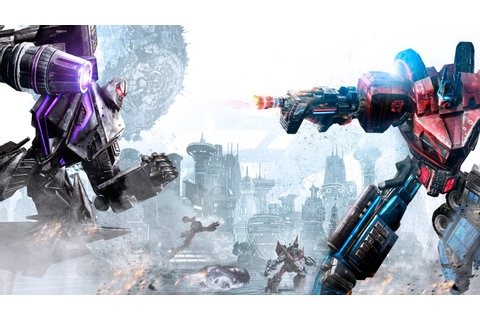 Game's Review: Transformers: War for Cybertron