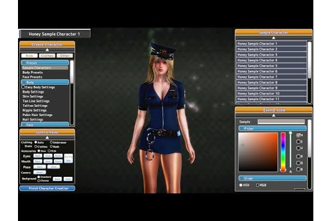 Honey Select Unlimited PC Game Free Download (Sneak Peak ...