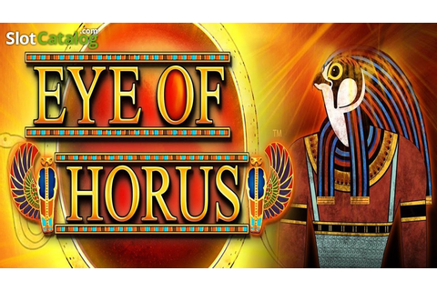 Eye of Horus Slot Review, Bonus Codes & where to play from UK