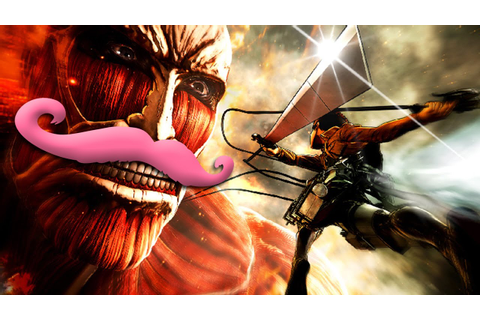 BEST ATTACK ON TITAN GAME!! | Attack on Titan: Wings of ...