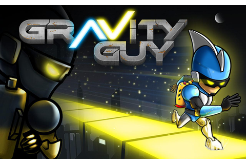 Gravity Guy - Cool Math Games AZ