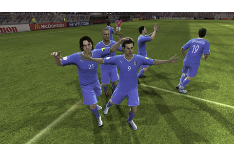 UEFA Euro 2008 PC Review | GameWatcher