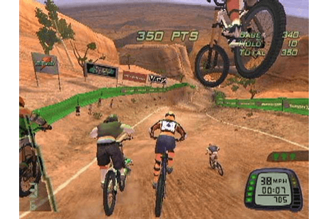 Downhill Domination | Sony PlayStation 2