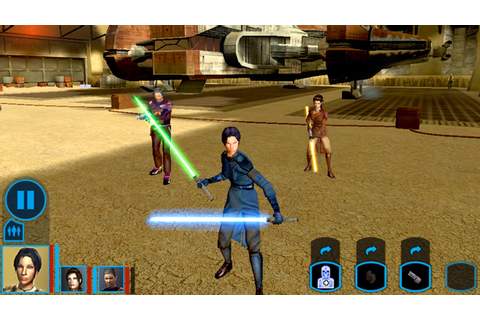 Star Wars: KOTOR now available for Android