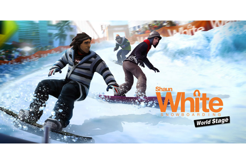 Shaun White Snowboarding: World Stage | Wii | Games | Nintendo