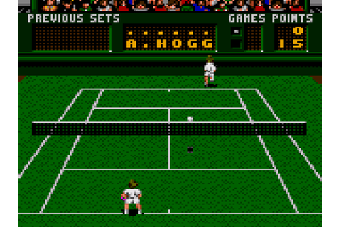 Pete Sampras Tennis Download Game | GameFabrique