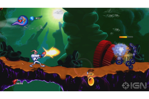 Earthworm Jim HD Screenshots, Pictures, Wallpapers ...