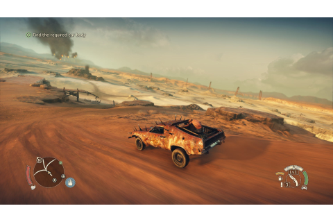 Mad Max (PC) review: Where worn-down rubber meets road ...