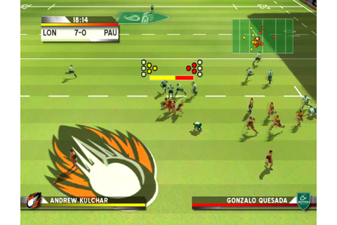 Rugby Challenge 2006 Download Game | GameFabrique