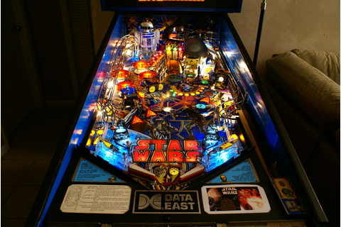 Star Wars Used To Be Uncool. Pinball Helped Bring It Back ...
