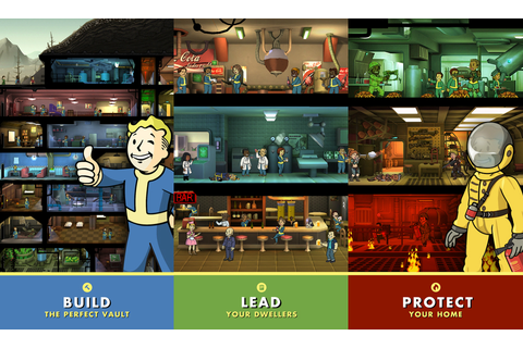 Free mobile game 'Fallout Shelter' hits Android in August