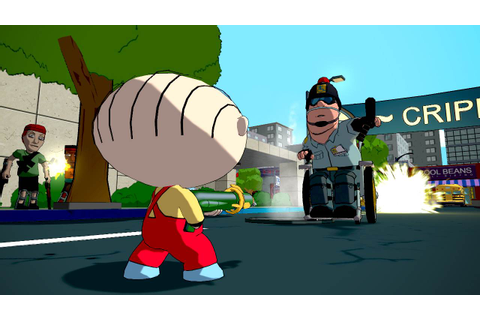 Family Guy: Back to the Multiverse – Some gamescom screenshots
