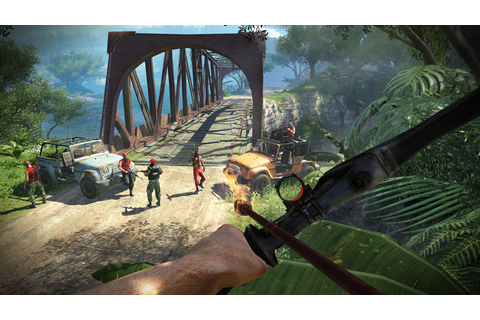 Far Cry 3 review: Open-world gameplay—heavy, heavy ...