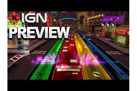 Rock Band Blitz - Video Preview - YouTube