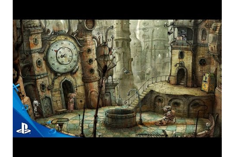Machinarium Game | PS4 - PlayStation