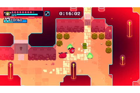 Kamiko Switch Gameplay - YouTube