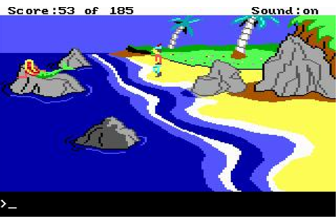 King's Quest 2: Romancing the Throne Download (1987 ...
