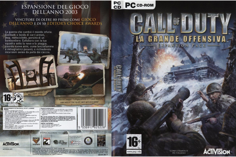 Call of Duty®: United Offensive - PC - Ultra Capas