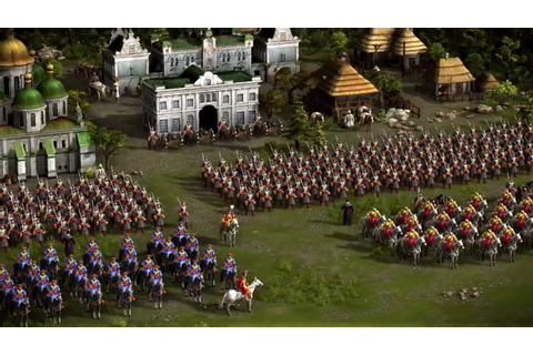 Cossacks 3 Gameplay Demo (UKRAINE) - YouTube