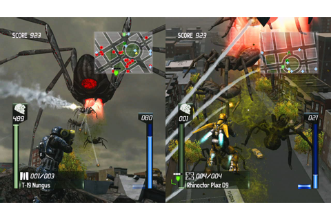 Earth Defense Force : Insect Armageddon - Jeu Xbox 360