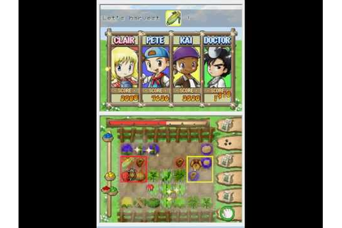 Puzzle De Harvest Moon - YouTube