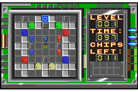 Chip's Challenge | ClassicReload.com