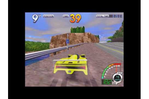 California Speed (ARCADE) - YouTube