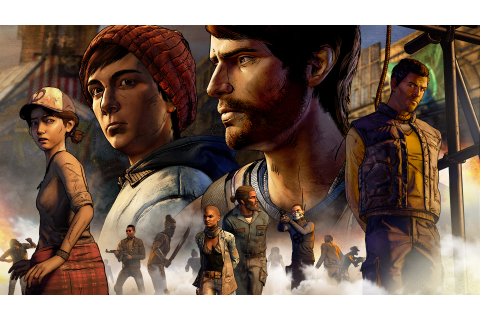 The Walking Dead A New Frontier Episode 4: Thicker Than ...