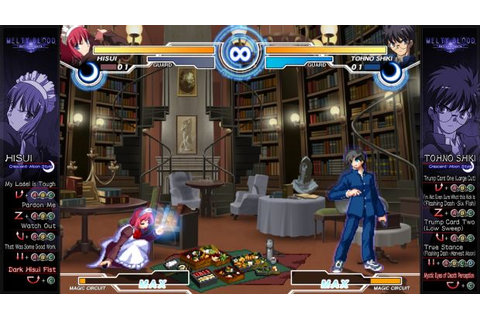 Melty Blood Actress Again Current Code Free Download PC ...