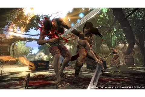 CONAN - Download game PS3 PS4 RPCS3 PC free