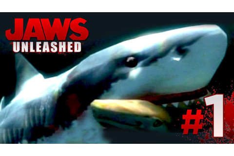 Jaws Unleashed - Gameplay Mission 1 (PS2) || HD - YouTube
