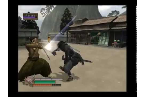 Way Of The Samurai 2 - Zangetsu Gameplay - YouTube