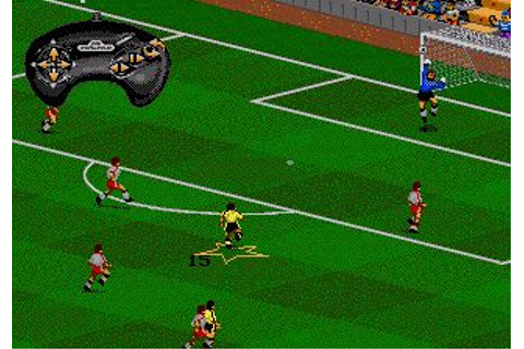 FIFA Soccer 95 - Symbian game. FIFA Soccer 95 sis download ...