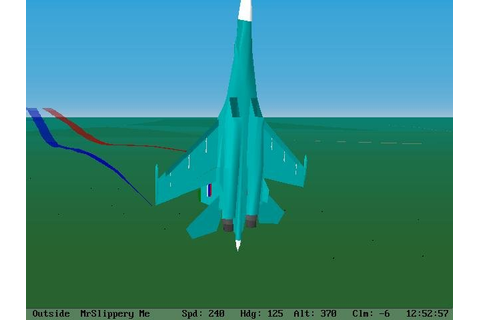 Tags: SU-27 Flanker Download Full PC Game Review