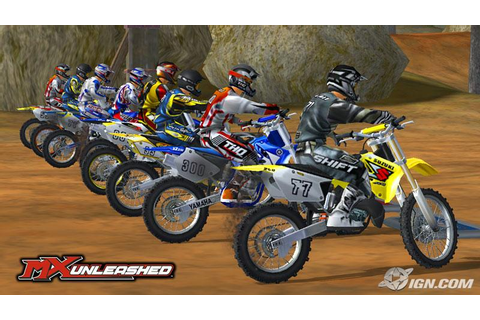 MX Unleashed Screenshots, Pictures, Wallpapers - Xbox - IGN