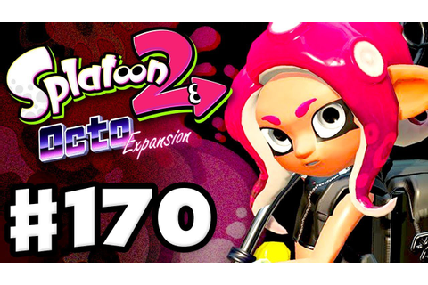 Octo Expansion DLC! Line A! - Splatoon 2 - Gameplay ...