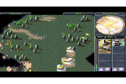 Let's Play Command and Conquer Der Tiberiumkonflikt ...