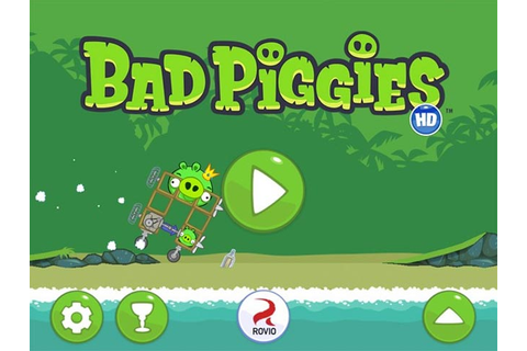 Bad Piggies, Angry Birds Sequel Lands On The iOS And ...