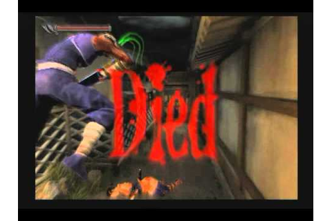 Game Over: Onimusha - Warlords - YouTube
