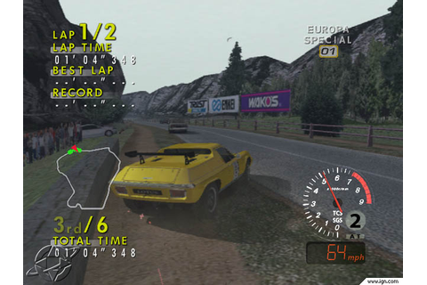SEGA GT 2002 Screenshots, Pictures, Wallpapers - Xbox - IGN