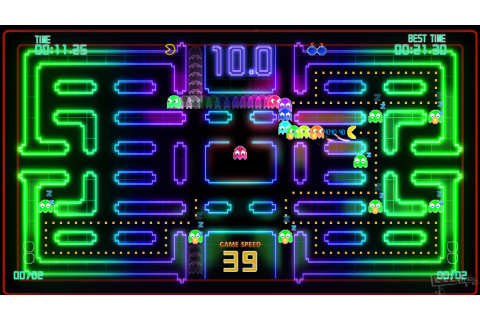 Review: PAC-MAN Championship Edition DX