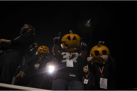 Football: Utes hyped for Halloween blackout game, but ...