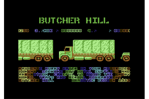 Download Butcher Hill - My Abandonware