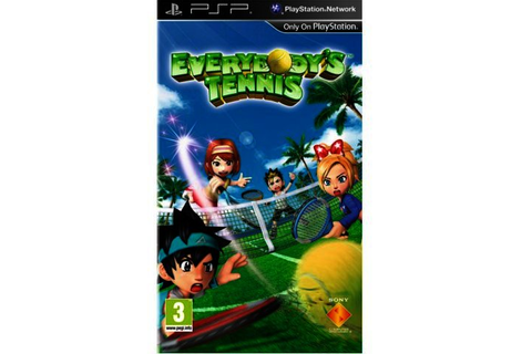 Review: Everybodys Tennis