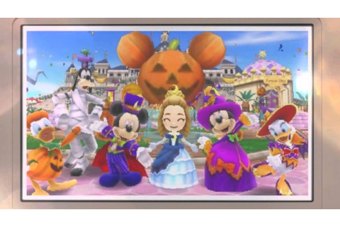 Disney Magical World Announced for 3DS - IGN