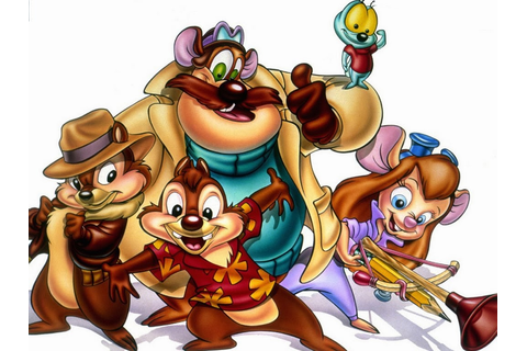 The Disney Slate : 'Chip 'N' Dale Rescue Rangers' Live ...