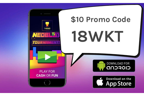 neoblox-tournaments-promo-code-18WKT — Games Promo Codes
