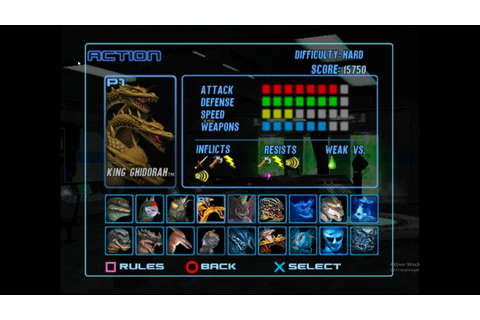 Godzilla Save The Earth on PC I Action mode [HARD] With ...