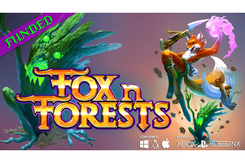 FOX n FORESTS by Bonus Level Entertainment —Kickstarter