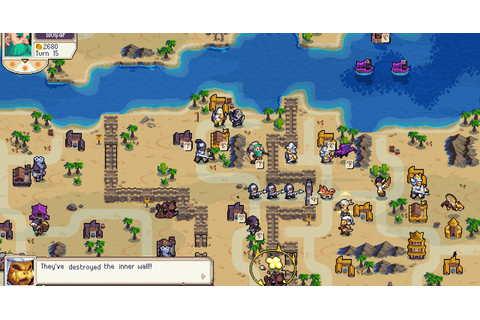 Advance Wars may be gone, but there are several great ...